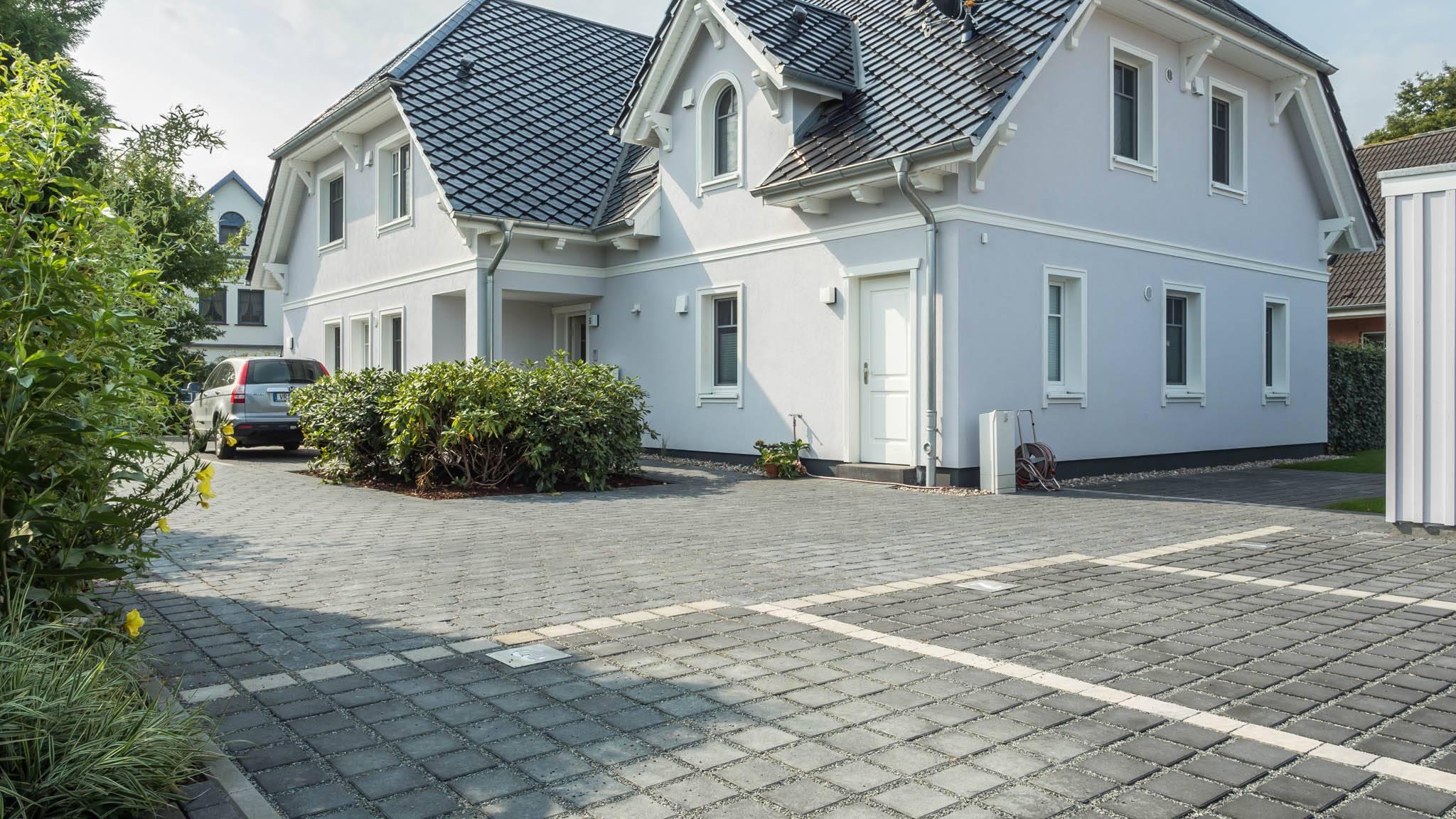 Ferienhaus meerle – Parkplätze